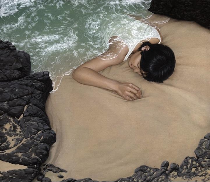 sleepin-ocean